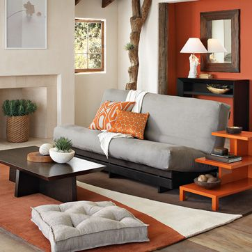 Futon Decor Futon Decor 1000 Images About Living Room Mattress Sofa Wall  Colors. Futon Decor
