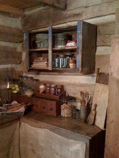 Primitive Stove Top Boards | Primitive Kitchens♥