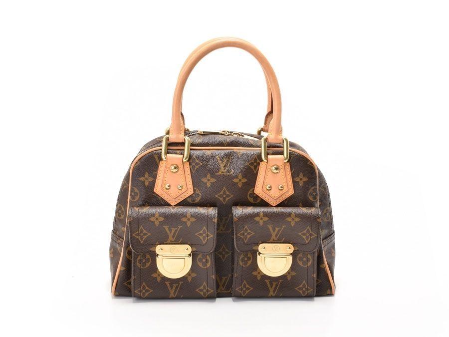 1329ba617779 Louis Vuitton Manhattan PM Monogram Handbag M40026  LouisVuitton  Handbag