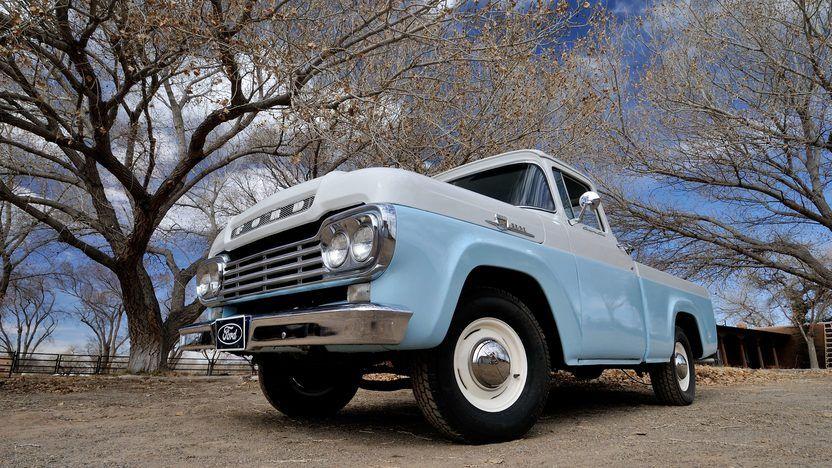 1959 Ford F100 Pickup   T267   Houston 2013