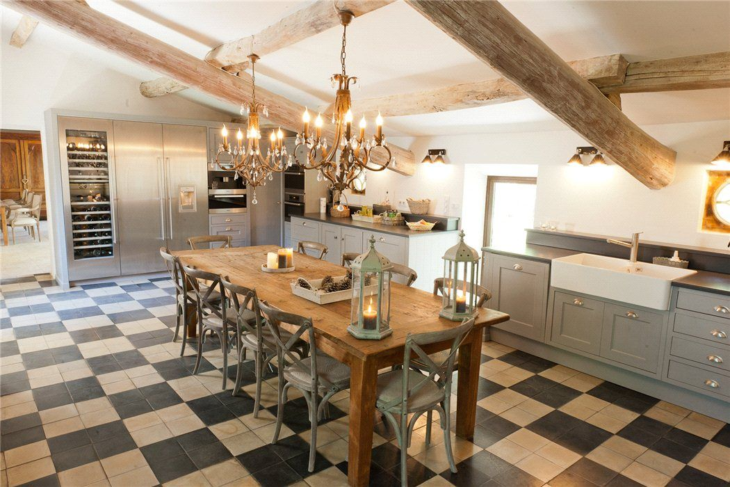 L Isle Sur La Sorgue Luberon Provence Kitchen Dining Room Kitchen And Bath French Interior