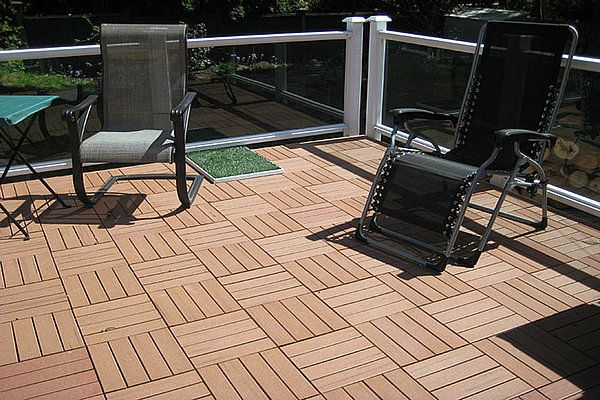 Composite Decking Material For Balcony Google Search Plastic Decking Wpc Decking Deck Flooring