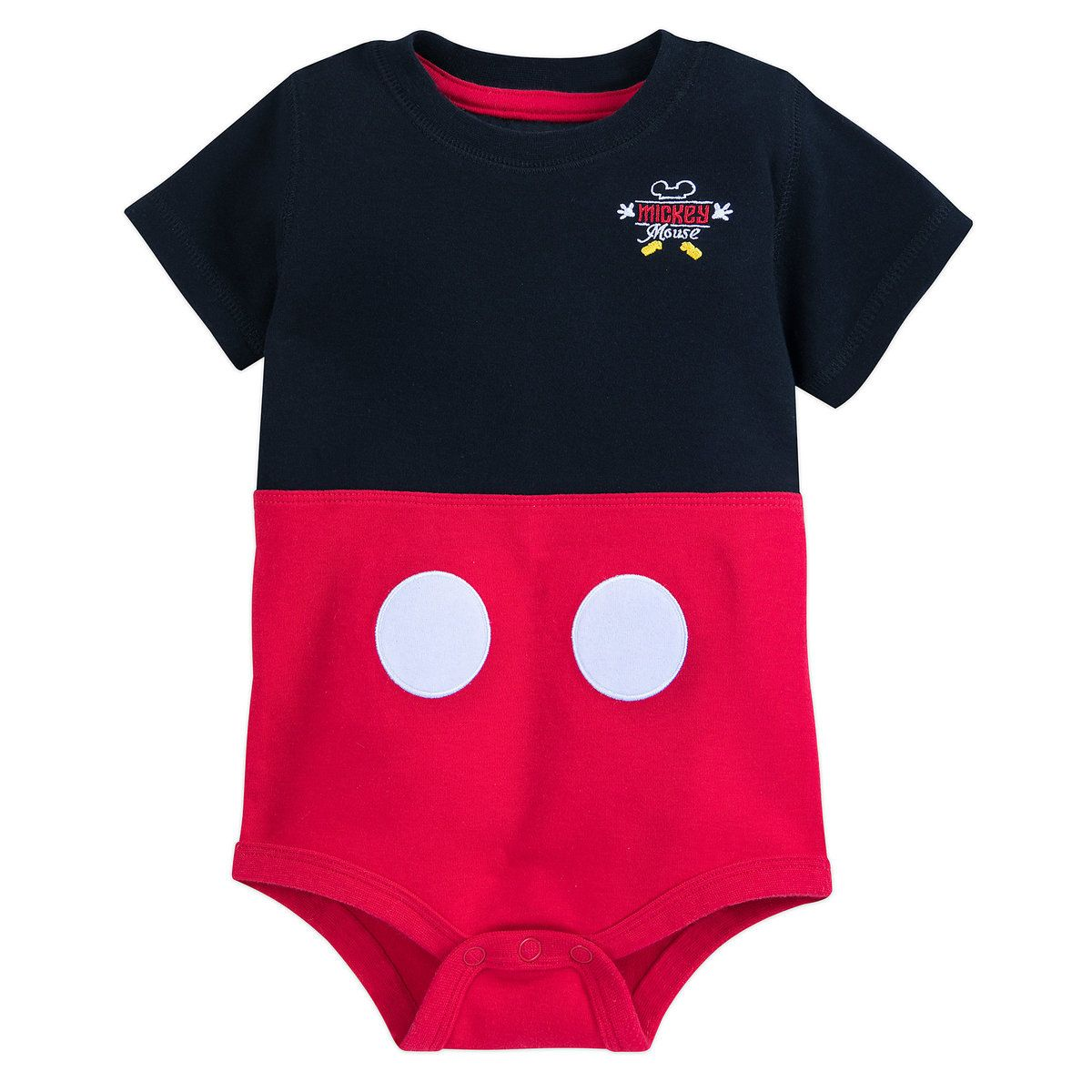 643abdbb8 I Am Mickey Mouse Bodysuit for Baby - Disneyland | Bebé | Baby ...