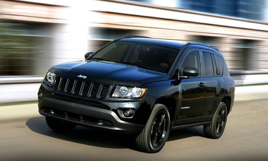 Blacked Out Compass Jeep Compass 2012 Jeep Jeep Suv