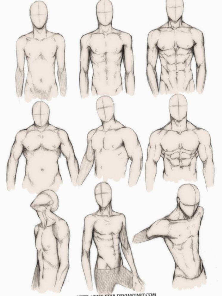 Pin By đơn Giản On Trai In 2020 Male Body Drawing Body Reference Drawing Drawing Reference Poses