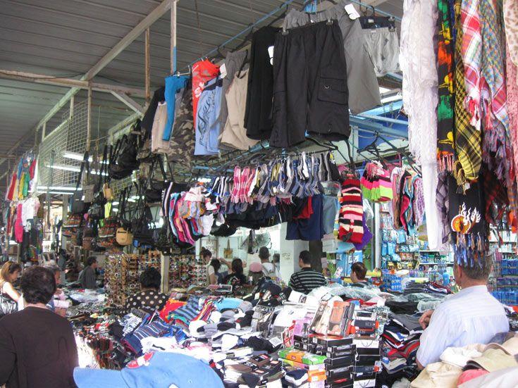 Hacarmel market Tel Aviv