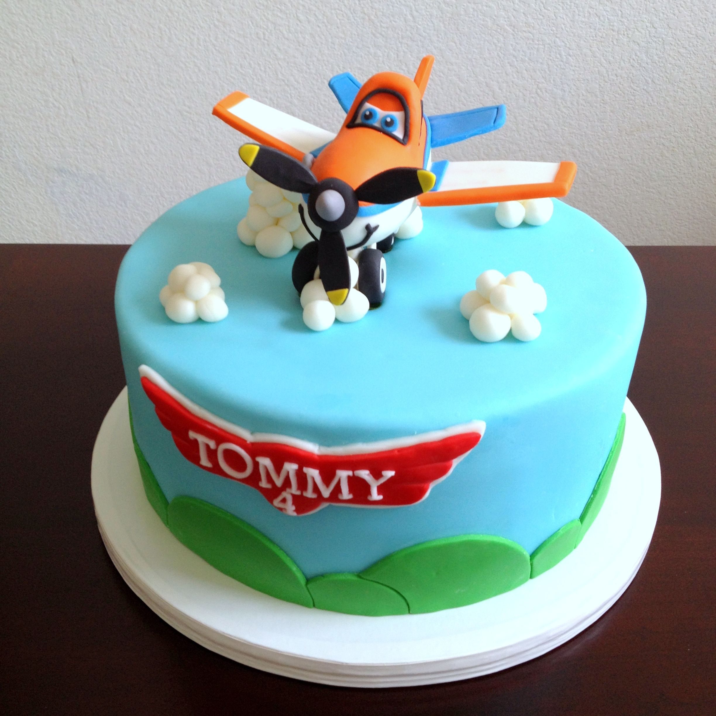 airplane cake topper dusty airplane cake marshmallow fondant with gumpaste 1250