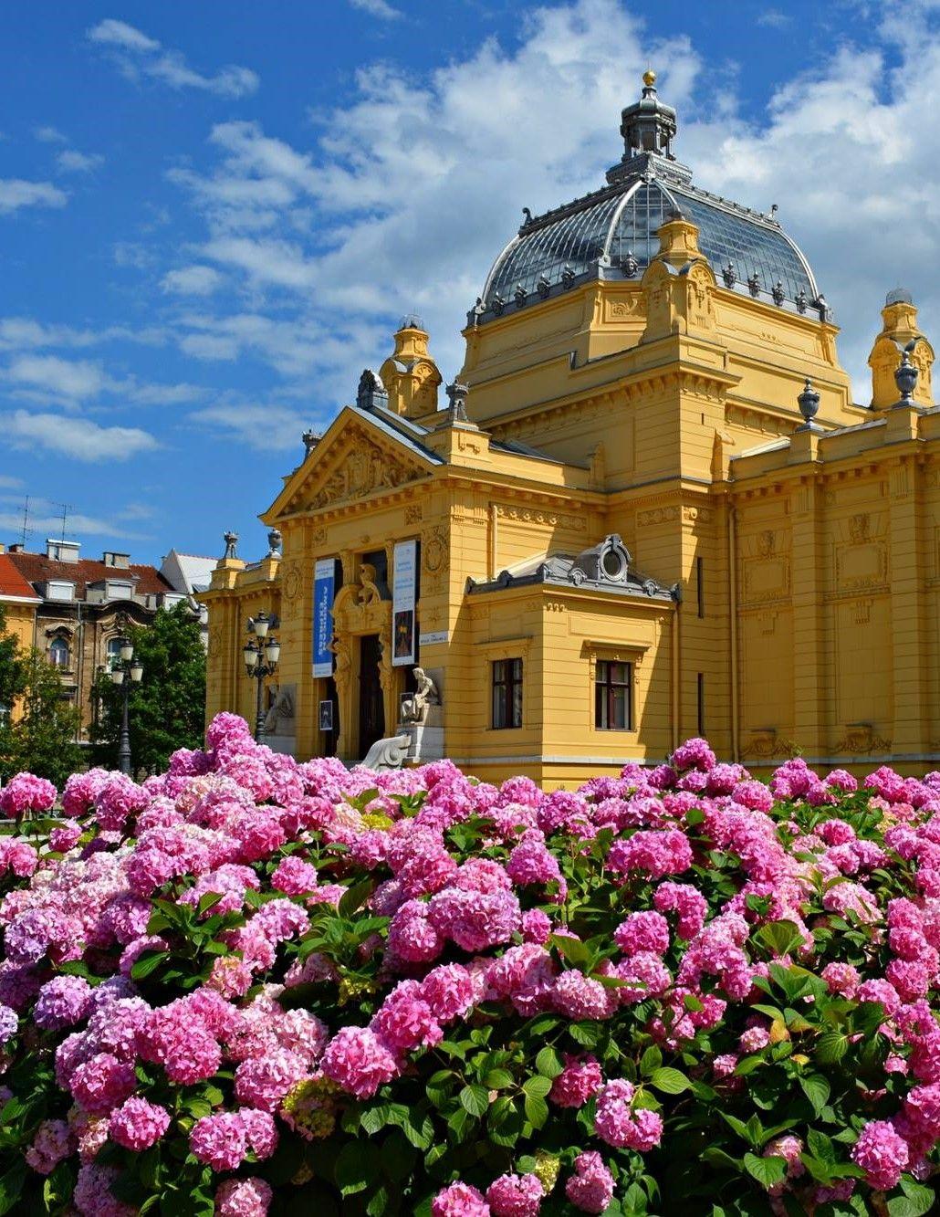 Zagreb Croatia Zagreb Croatia Croatia Travel Croatia