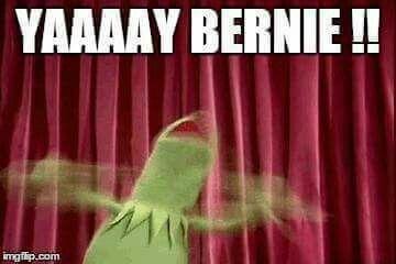Pin On Bernie Sanders My Kind Of Leader