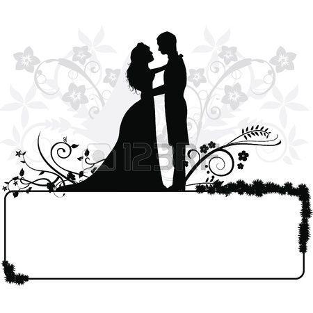 Wedding Couple Silhouettes For Wedding Occasions Celebrations Couple Silhouette Wedding Couples Wedding Silhouette