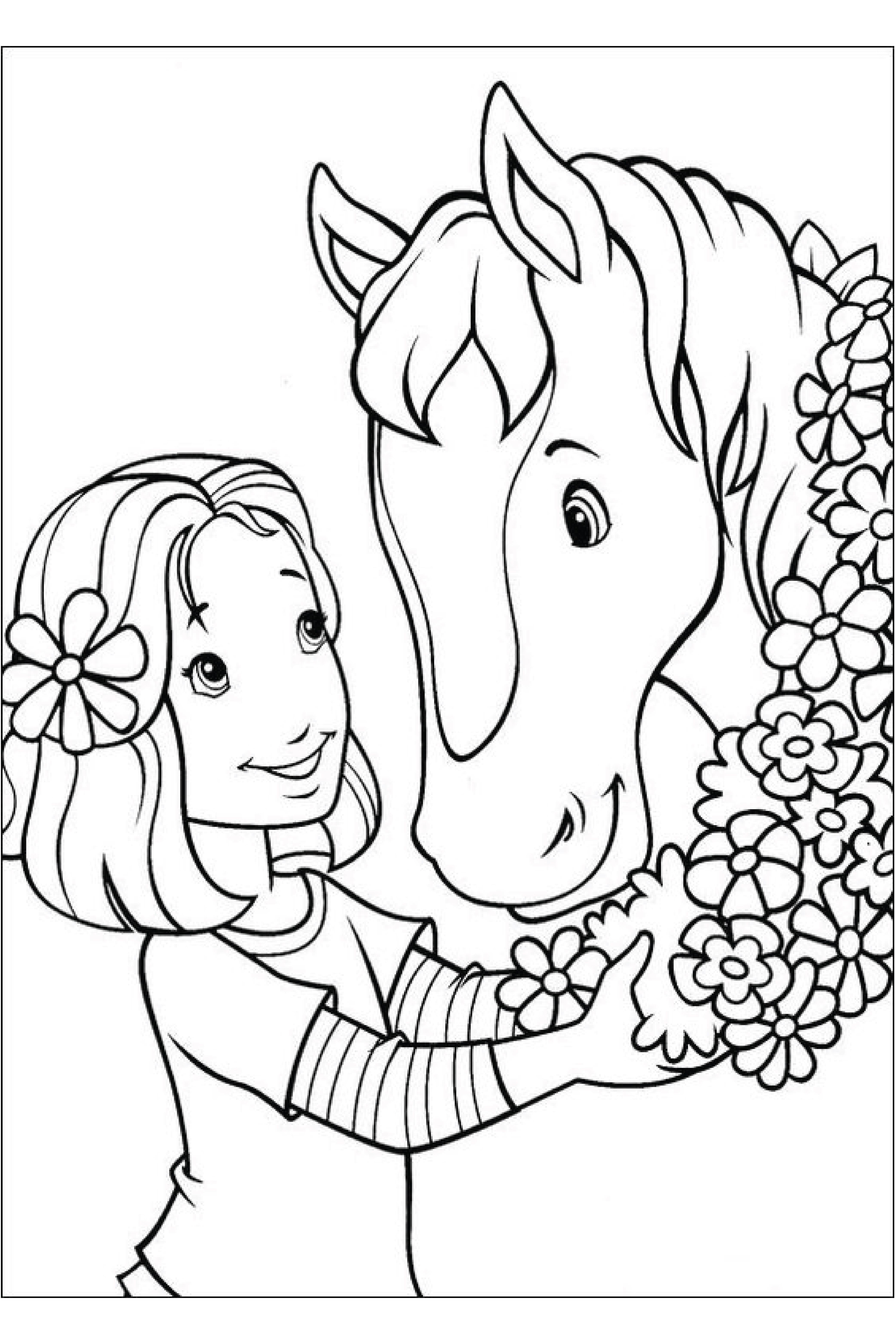 Kishor Artist I Will Make Black And White Coloring Page Illustration In 24 Hours For 5 On Fiverr Com In 2021 Horse Coloring Pages Coloring Book Pages Horse Coloring [ 6250 x 4167 Pixel ]