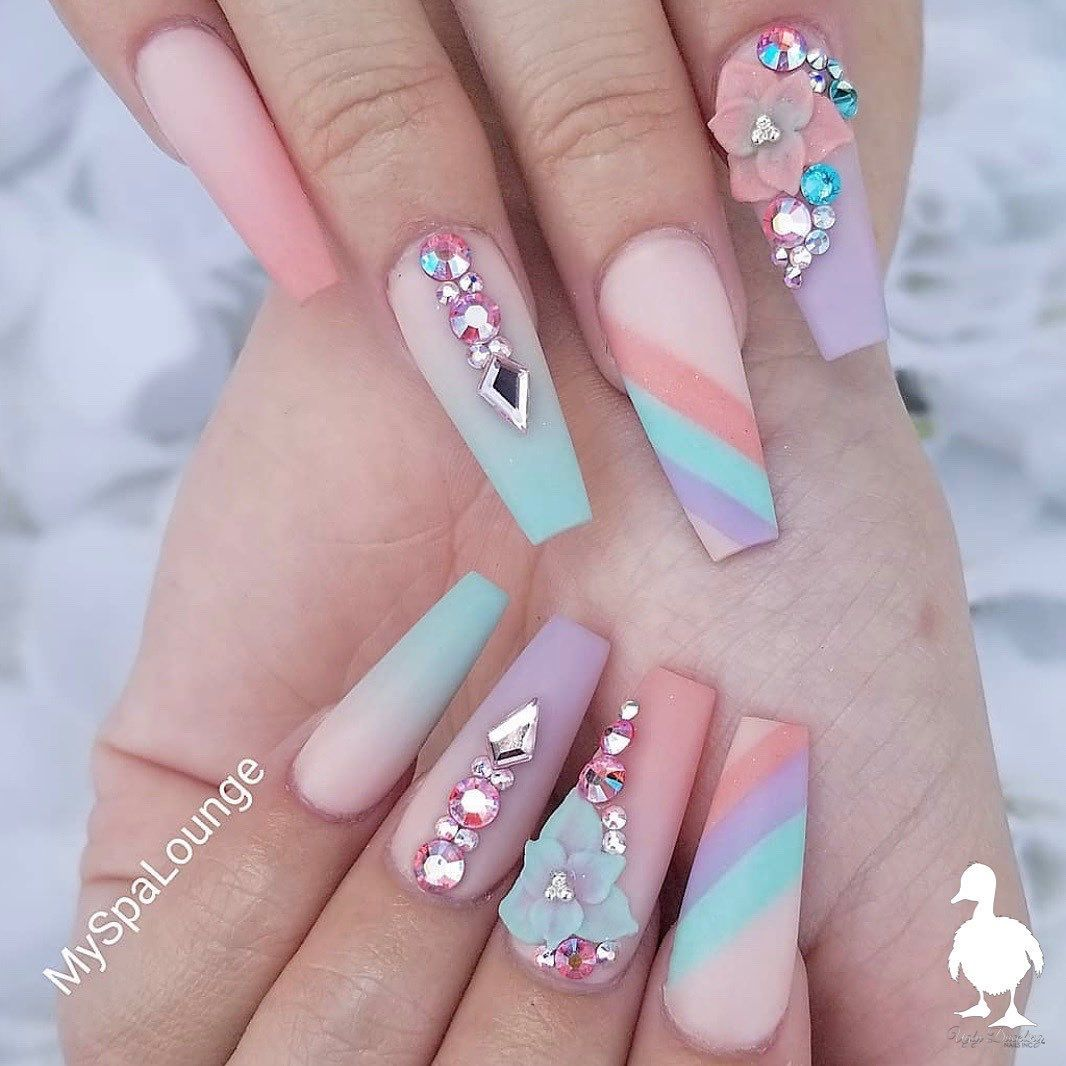 """Ugly Duckling Nails Inc. on Instagram: """"Beautiful"""