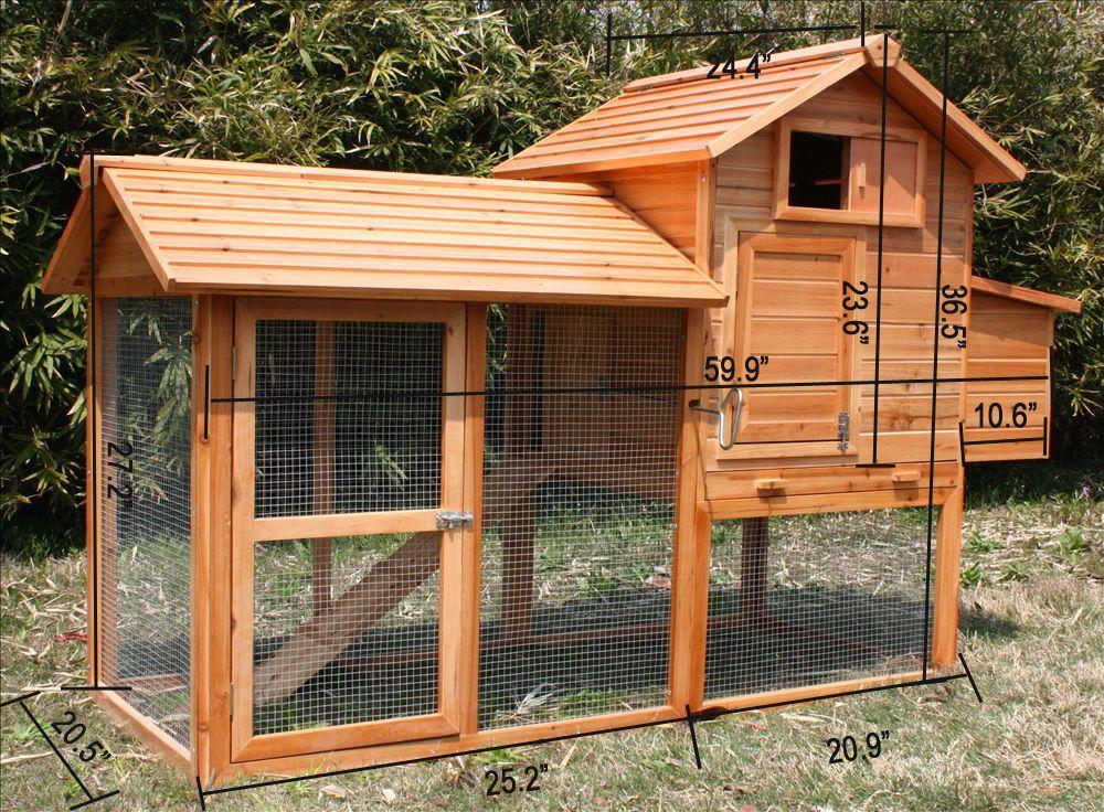 The Saloon Backyard Chicken Coop Chicken Saloon Gallineros Caseros Gallineros Gallinero
