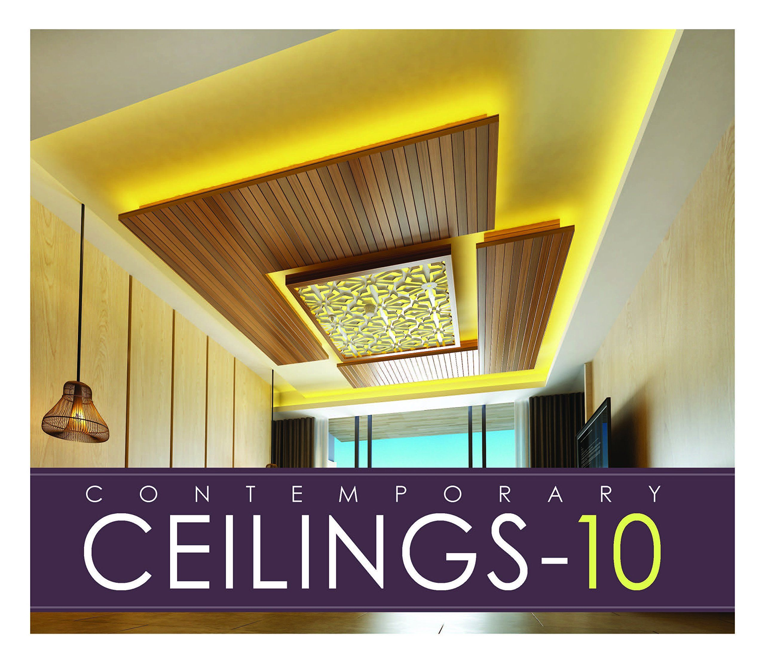 Buy Contemporary Ceilings Vol 10 Book Online At Low Prices In