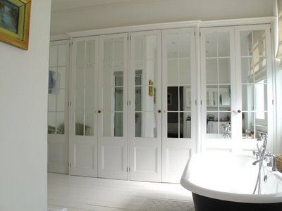 Attractive Droooooling Over These Closet Doors. Wonder If I Could Do This To Mine  Using Thin