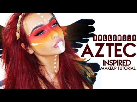 Fantasy Warrior/Princess Makeup Tutorial - YouTube