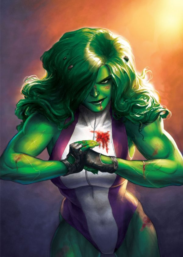 Marvel She-Hulk Displate Posters