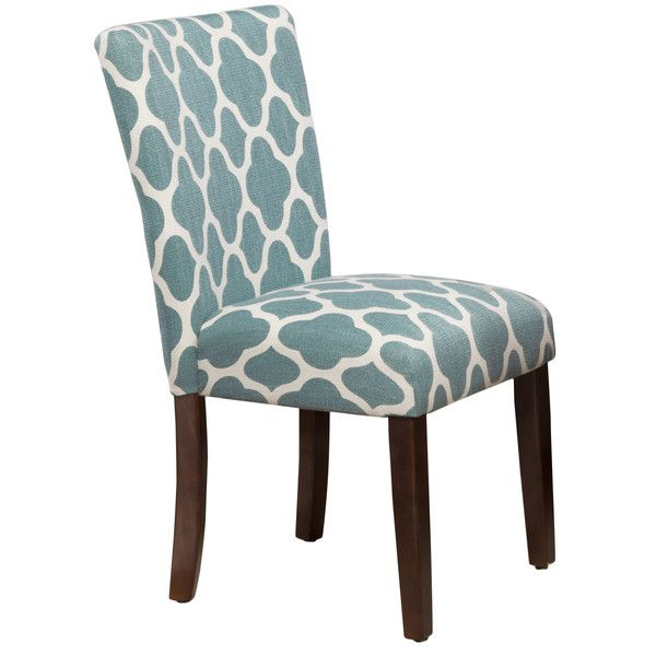 Shop Wayfair For HomePop Geo Brights Parsons Chair   Great Deals On All