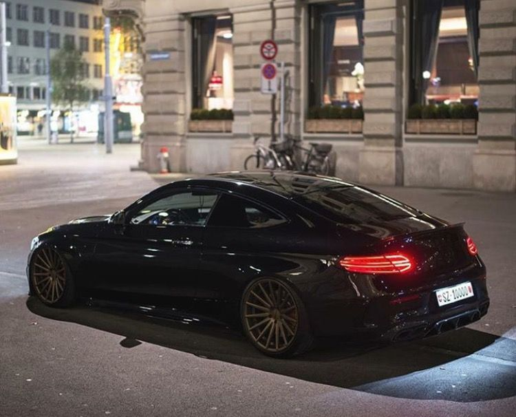 Mercedes-Benz C 63 S AMG Coupé | Cars | Mercedes benz ...