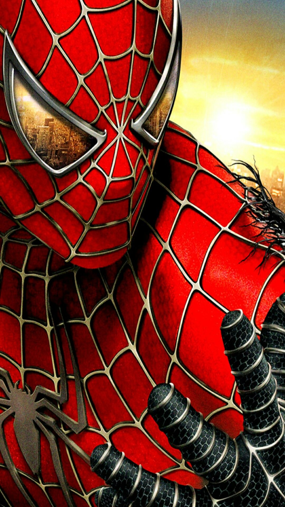 Spiderman Tap to see awesome spider man wallpapers