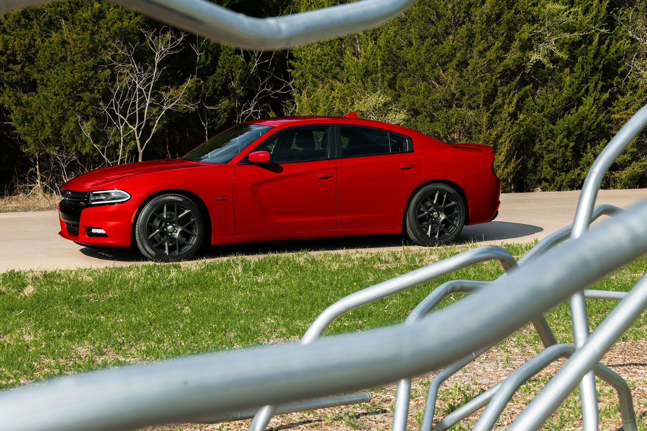 2015 Dodge Charger R/T.
