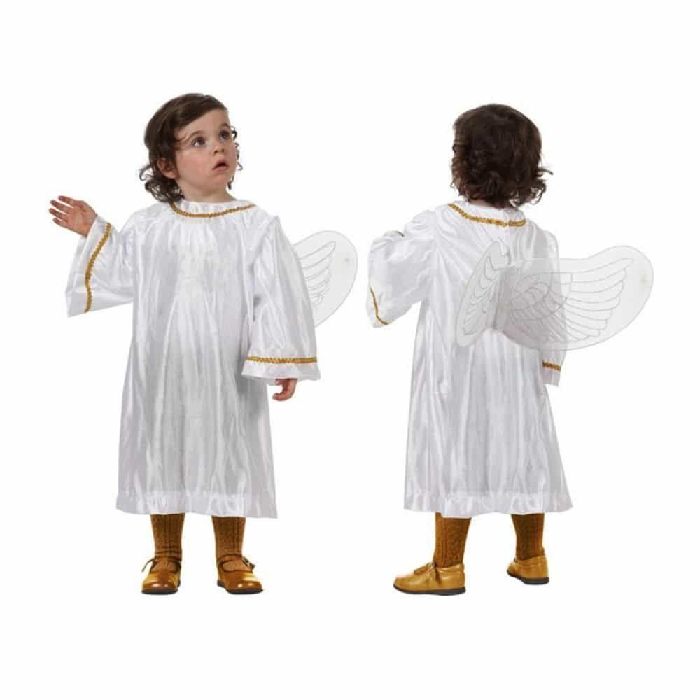 Comprar Disfraz Bebé Angel 12 24 Meses Disfraz De ángel Disfraces Infantiles Caseros Disfraces Navideños