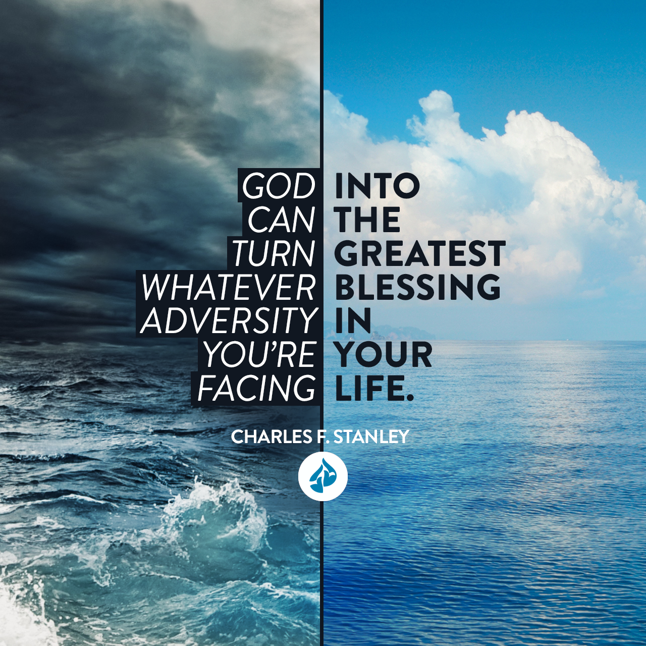 Whatever Adversity You Re Facing In Your Family Among Your Children Financially Or At Your Job Christian Quotes Inspirational Best Bible Quotes Bible Quotes