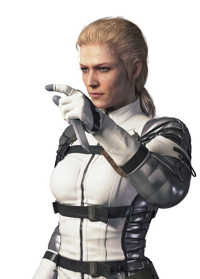 Image result for the boss metal gear