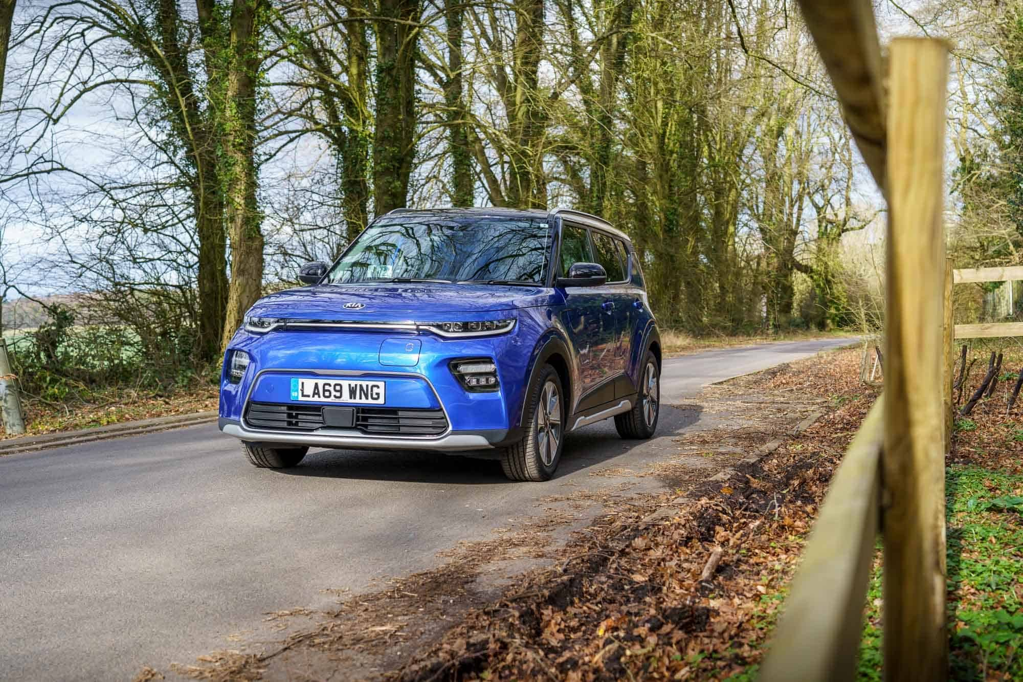 2020 Kia Soul EV 'First Edition' Review Motor Verso in
