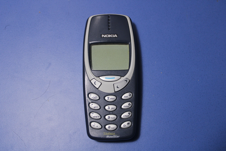 teléfono móvil nokia 3310