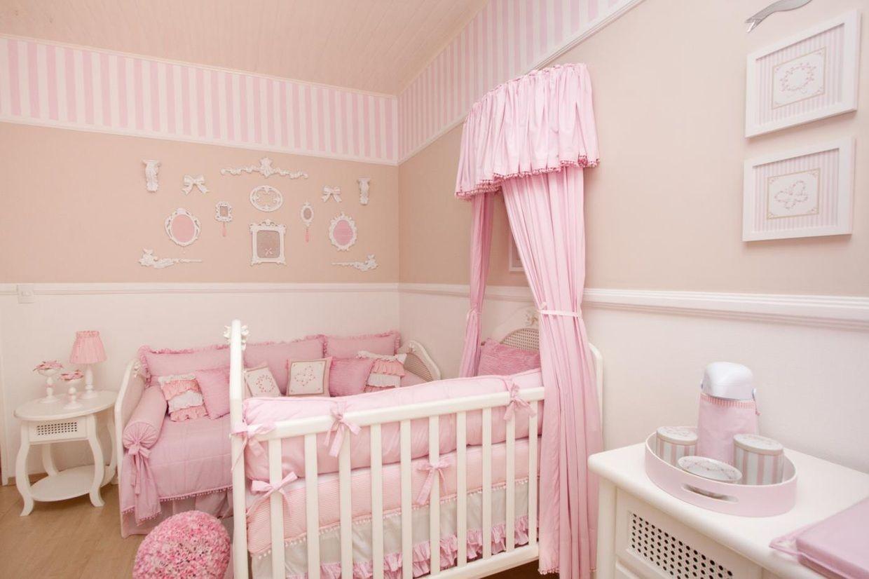 Quarto De Beb Menina 9 Jpg 1240 826 Decoraci N Cuarto Bebe  ~ Rodameio Para Quarto De Bebe E Foto De Quarto Infantil