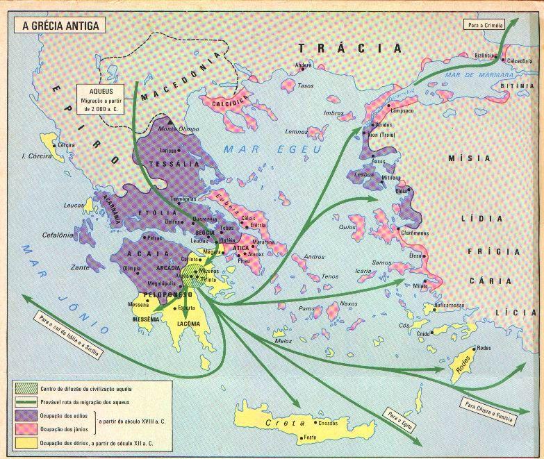 Grecia Antiga Civilizacao Grega Grecia Antiga Mitologia Grega