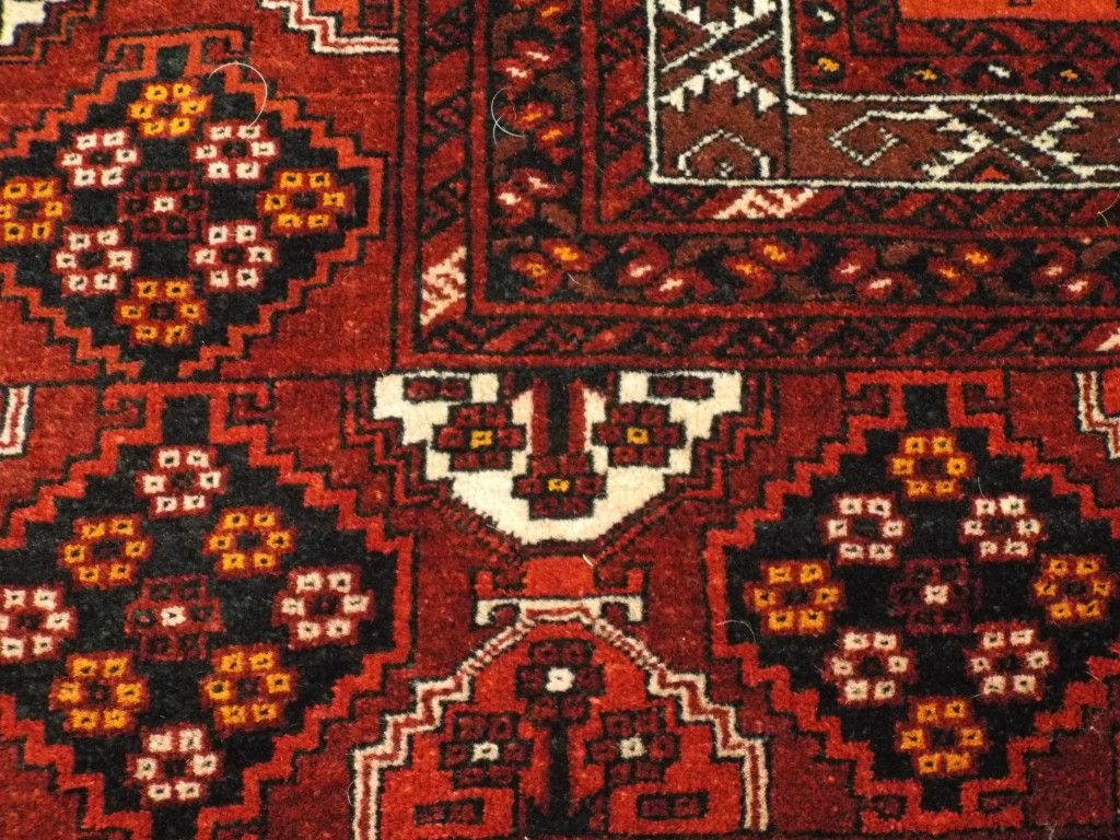 Rug repair lake aluma restoring the sides and ends of