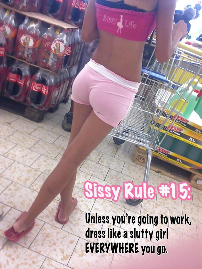 Sissy Life Rule 15 Captions In 2019 Pinterest
