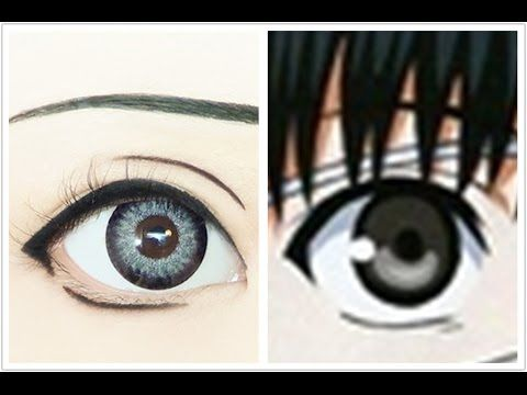 GoBoiano - 19 Anime Make Up Tutorials to Change How You Cosplay Forever
