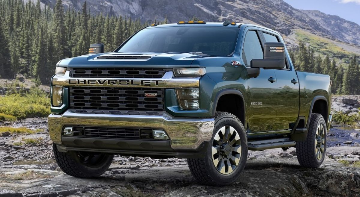 2021 Chevy Silverado Hd Redesign Improvements In 2020 With