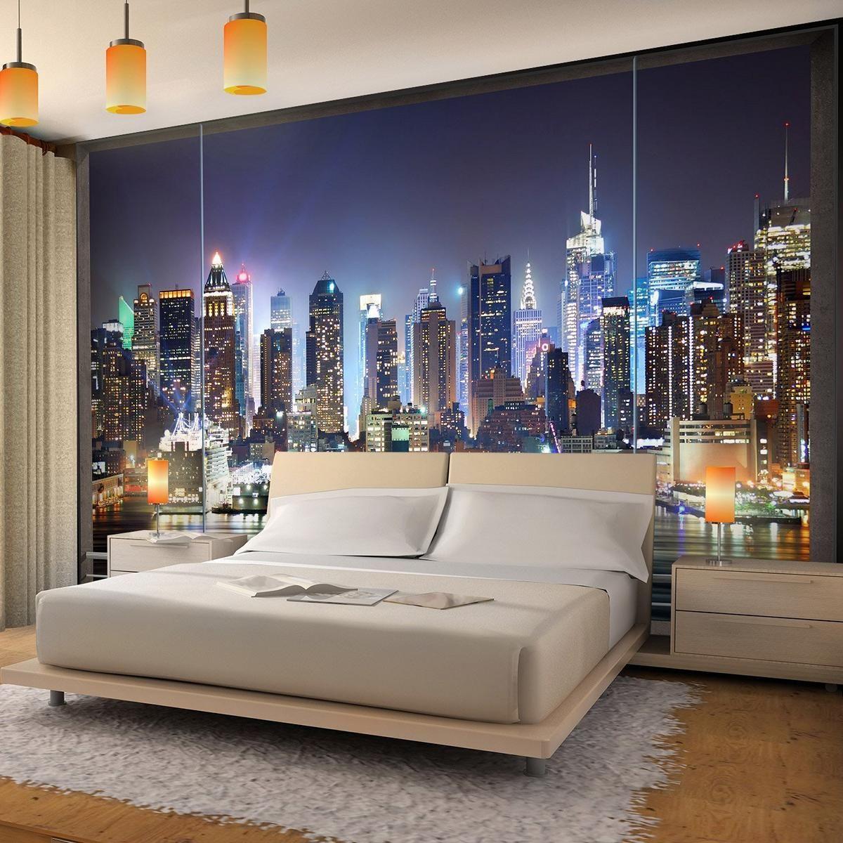 Fototapete Fenster vlies fototapete fenster nach york ist eine beeindruckende