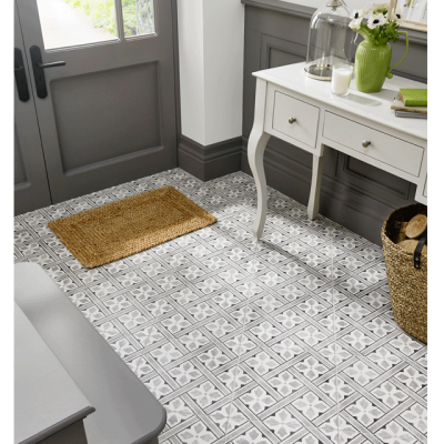 Laura Ashley Mr Jones Floor Tile Heritage Collection