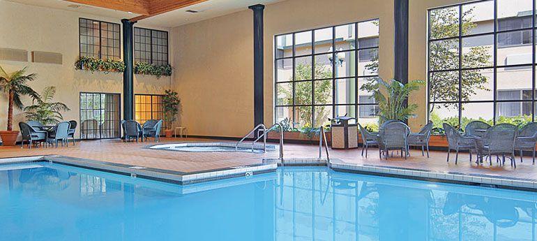 Baymont Inn Suites Madison Indoor Recreational Area At The Baymont Inn Suites Madison West