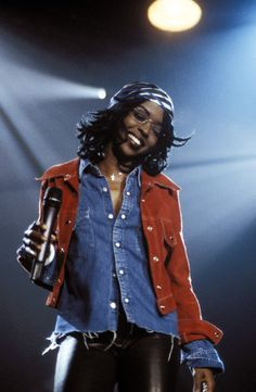 Lauryn Hill | Lauryn hill, 90s fashion grunge outfits, Outfits