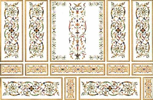 34804 Elegance Wall Panels