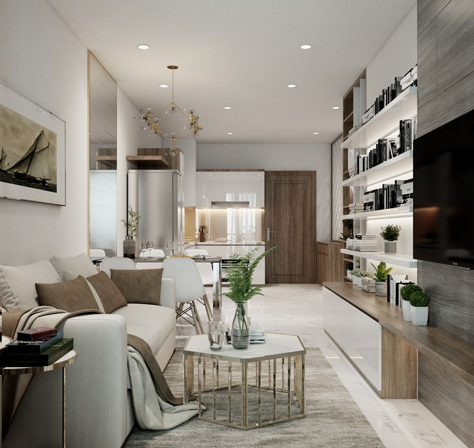 Best 3D Interior Apartment 32 Scene File 3Dsmax By Leonguyen 400 x 300