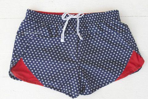 NEW! Jadelynn Brooke Patriotic Stars Shorts – Prep Obsessed