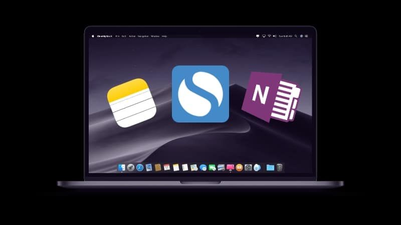 The 5 Best Note Taking Apps For Mac Apps for mac, Good