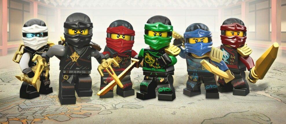 Ninjago season 7 | Lego ninjago | Pinterest | Lego ninjago