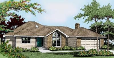 Adding On To Ranch Style Home With Hip Roof Google Search House Exterior Ranch Style Home House Roof
