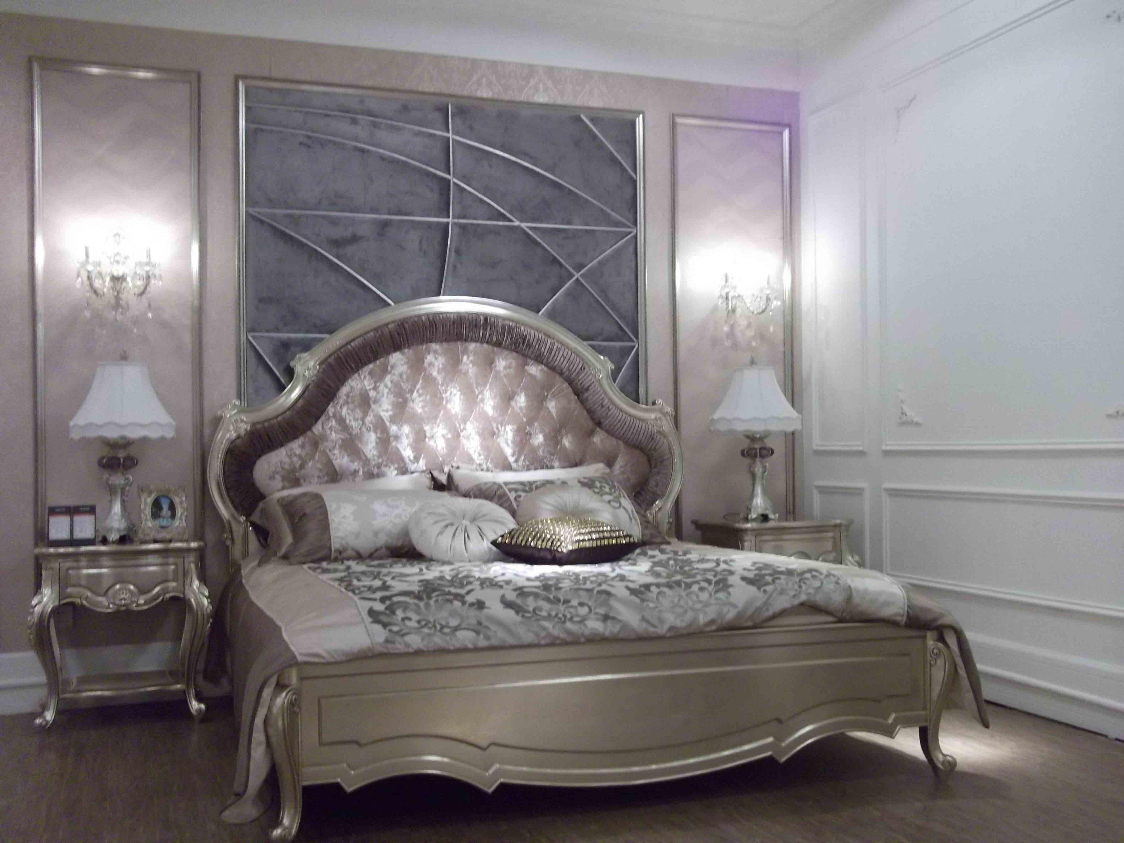 Designer Bett Designs Schlafzimmer Einrichtung Ideen Weiß ...