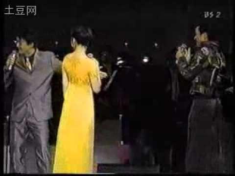 99年日本廣島和平音樂會- 張國榮 《a thousand dreams》、《追》
