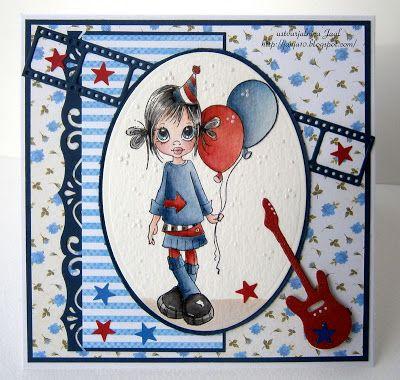 Handmade Birthday Card Perfect For A Pre Teen Or Teenage Girl