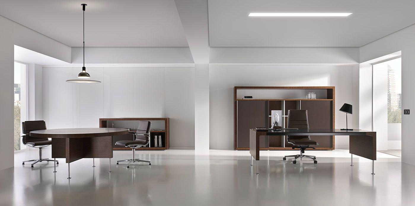 Muebles De Oficina Vanguardistas De La Serie Prima Sinfonia Con  # Muebles Vanguardistas